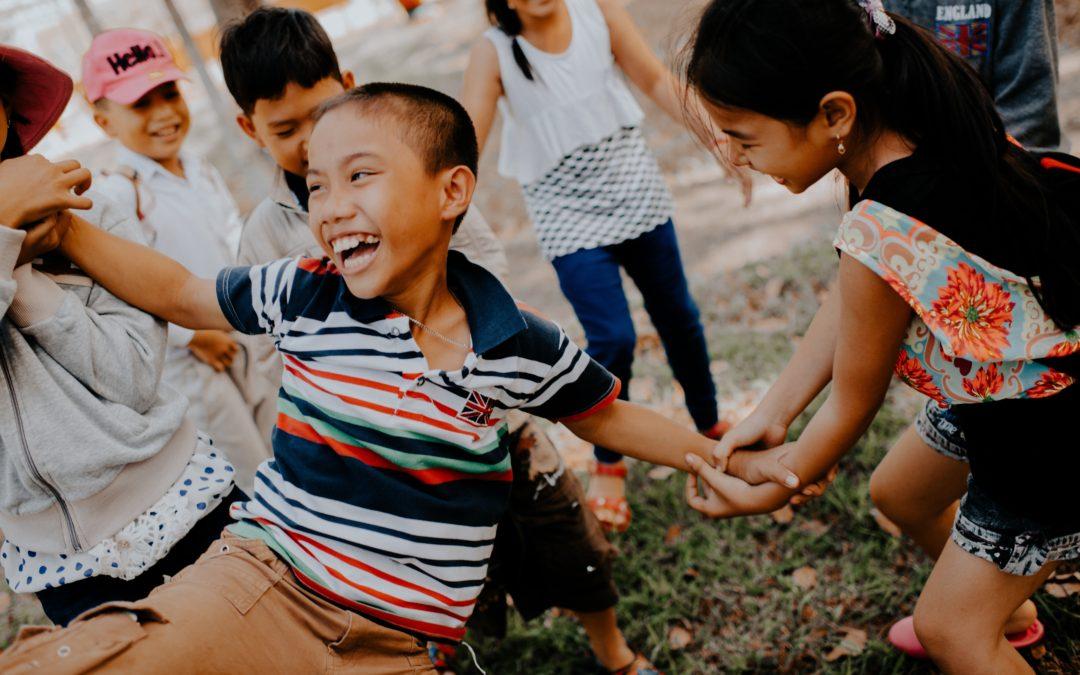 Charla: El juego como elemento fundamental del desarrollo