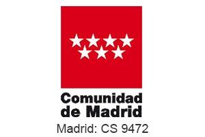 homologados comunidad de madrid